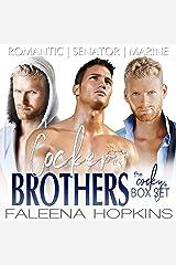 Cocker Brothers Romance Series 3-Book Box Set 2: (Books 4-6) (Cocker Brothers, The Cocky Series)