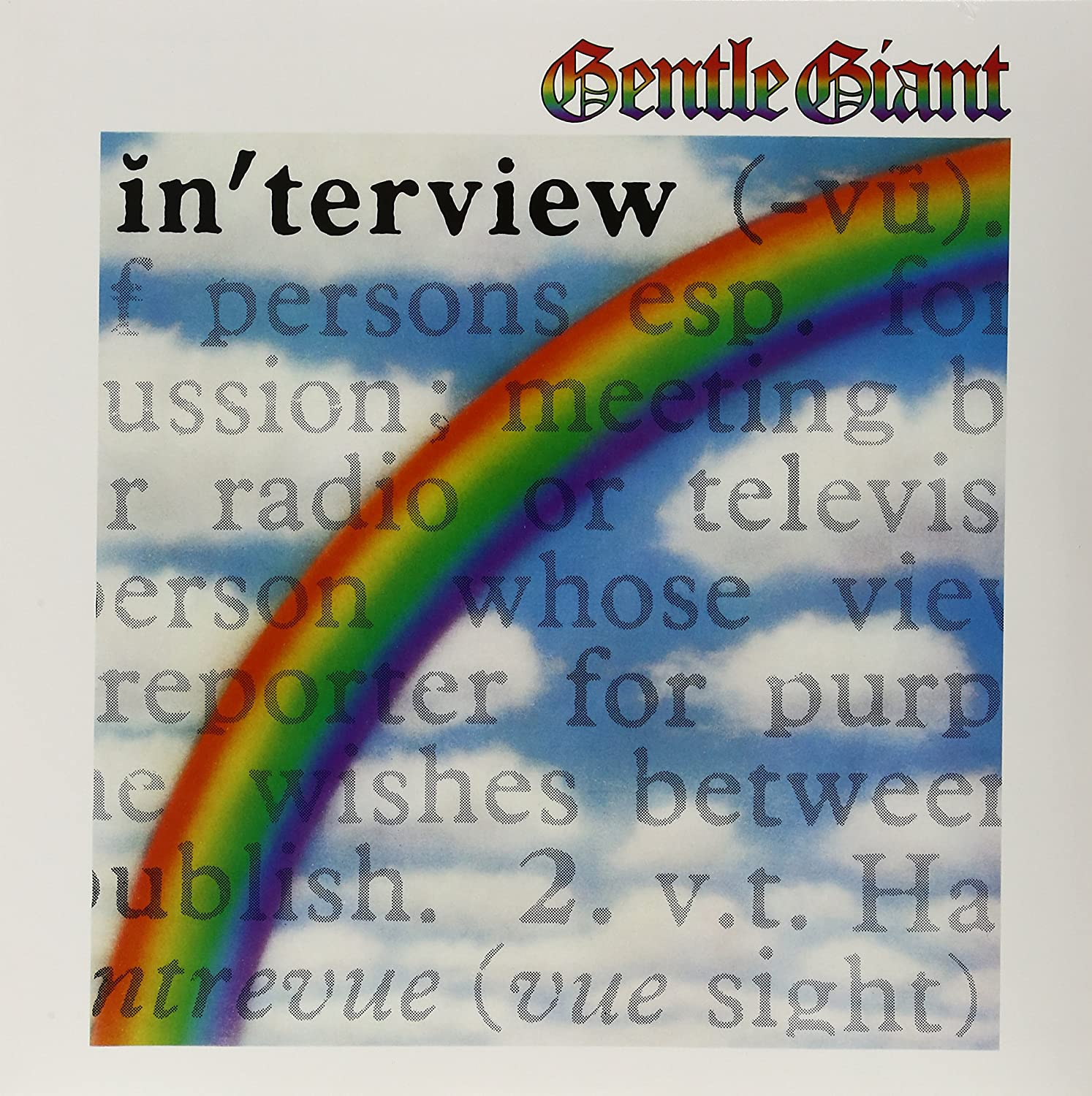 Interview [12 inch Analog]                                                                                                                                                                                                                                                    <span class=