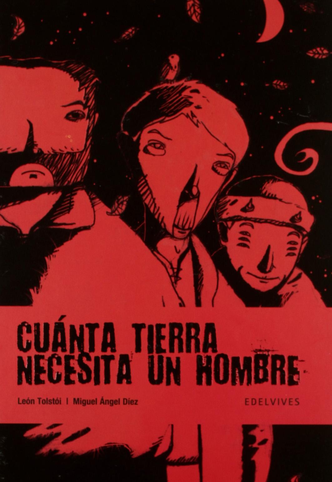Read Online Cuanta tierra necesita un hombre / How Much Land Does a Man Need? (Spanish Edition) pdf