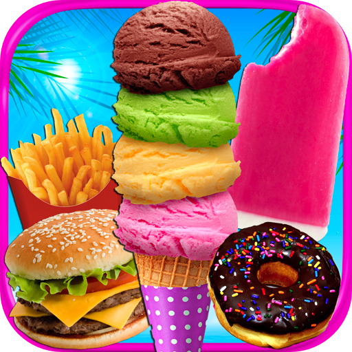 School Lunch Food is a Time Management and Single-player Simulation  developed and published by Kids Food Games Inc. for Android.