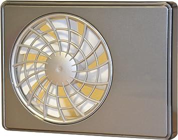 iFan - Ventilador extractor para baño (con temporizador ...