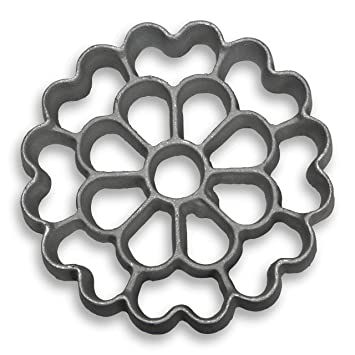 Amazon.Com: Kitchen Supply 7140 2-In-1 Spanish Rosette: Cookie