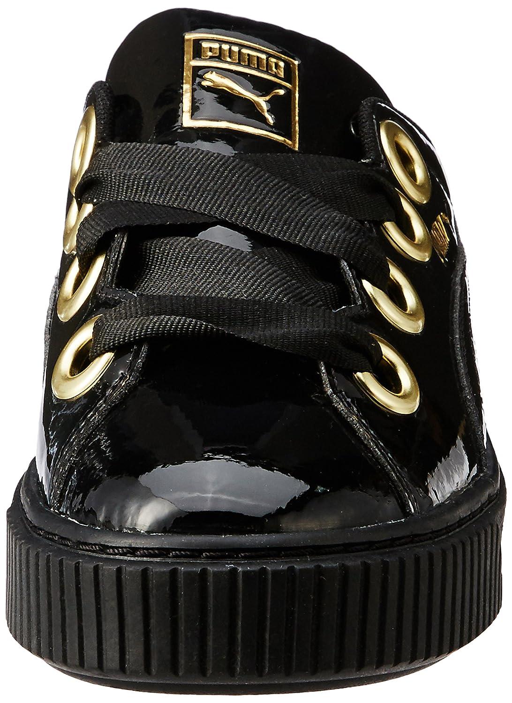 Puma Women's Platform Kiss Patent Wn SWomen Sneakers
