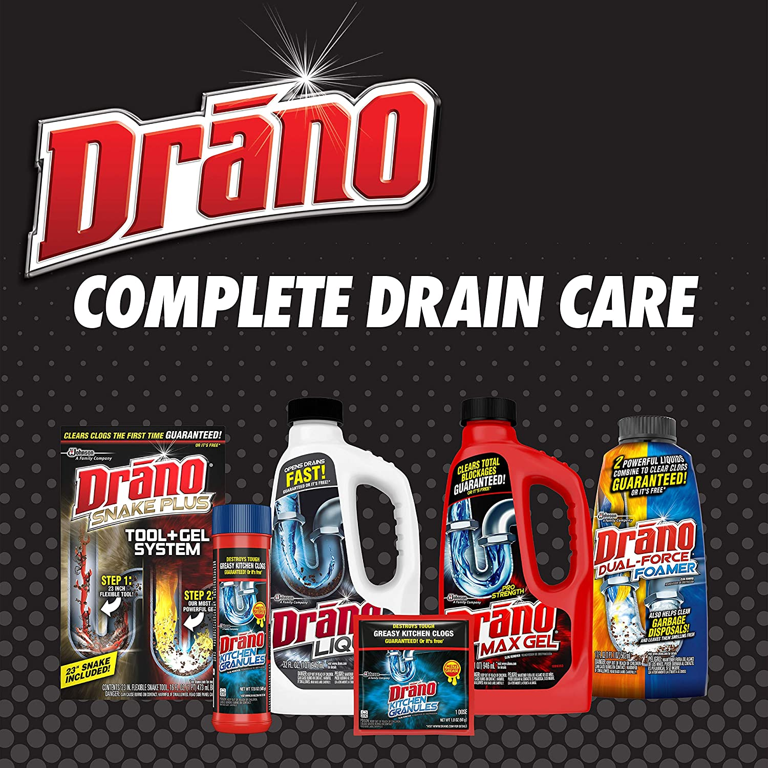 Drano Max Gel Drain Cleaner