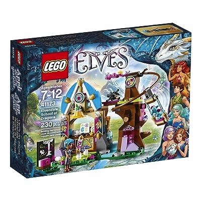 LEGO Elves Elvendale School of Dragons 41173: Toys & Games