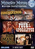 Midnight Movies Vol 2: Western Triple Feature (Companeros/Four of the Apocalypse/Run Man Run)