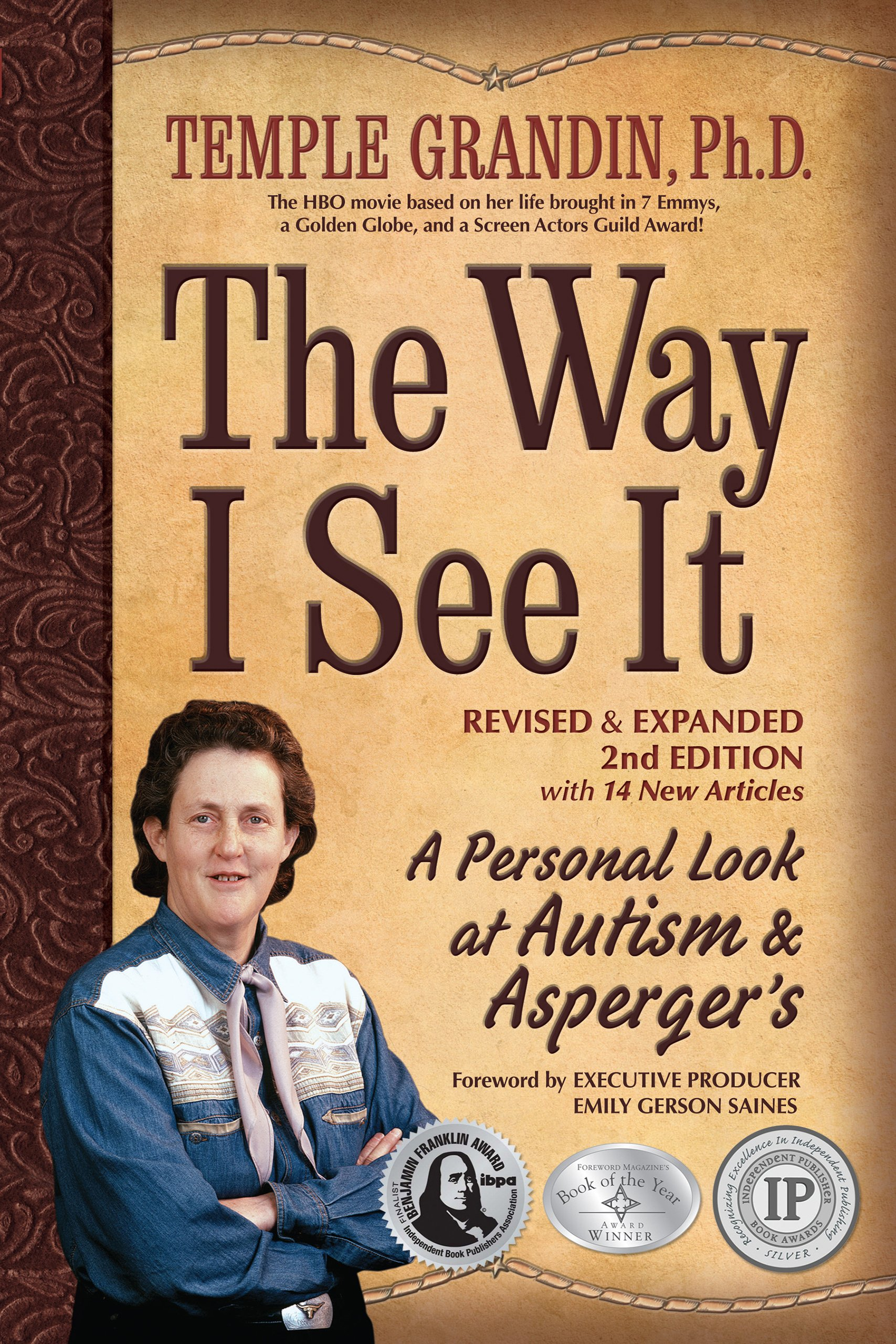 The Way I See It A Personal Look At Autism Asperger S Temple