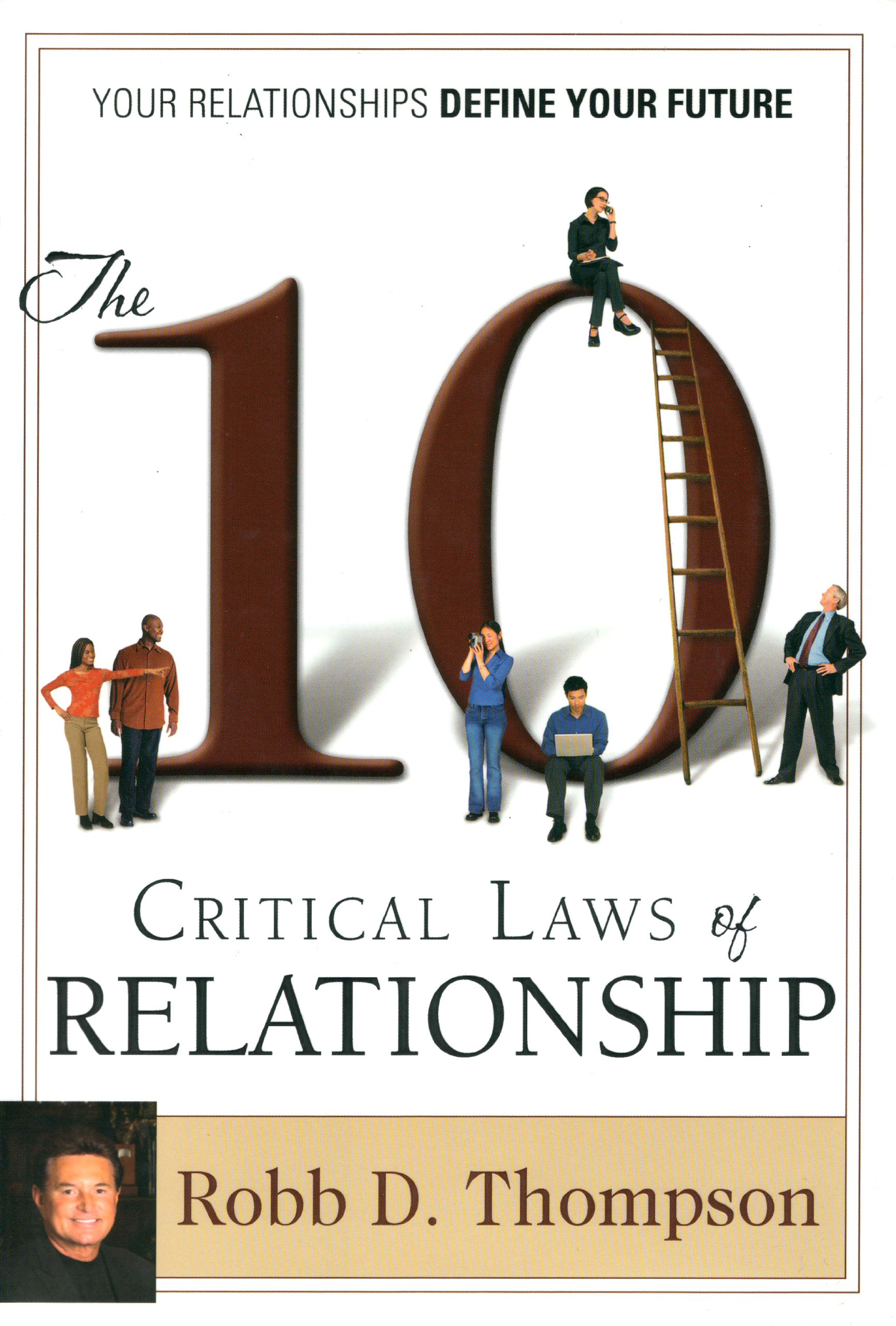 Read Online The 10 Critical Laws of Relationship pdf