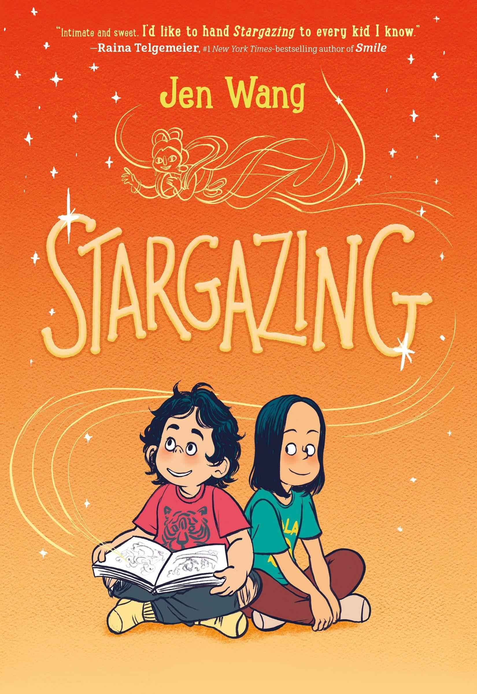 Stargazing Jen Wang Amazon Books
