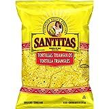 Santitas Yellow Corn Tortilla Chips, 11 Ounce