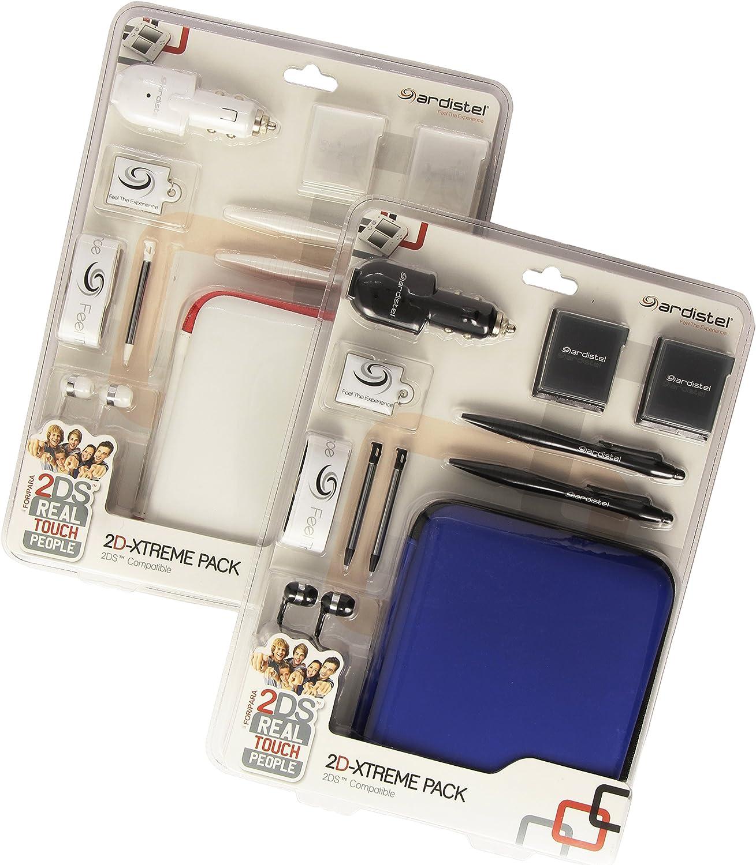 Ardistel - Pack 2D-Xtreme (Nintendo 2DS), colores surtidos: Amazon ...