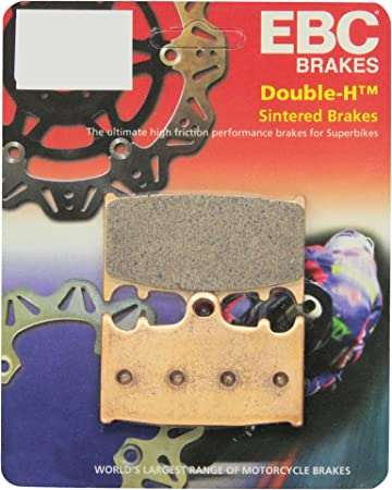 EBC Brakes EPFA158HH EPFA Double H Sintered Disc Brake Pad