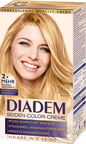 Schwarzkopf Diadem Saharablond 704 - Tinte para el pelo ...