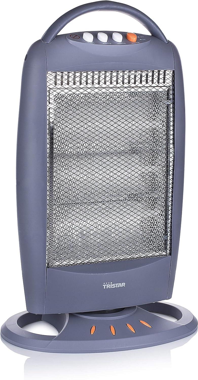 Tristar KA-5019 - Calefactor eléctrico, halógeno