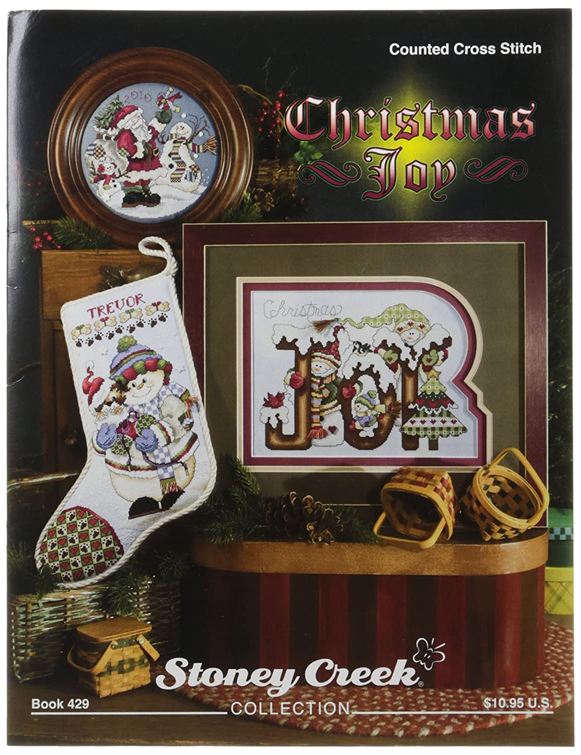 Stoney Creek Christmas Joy Book SC-429