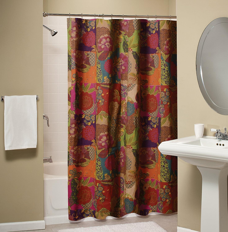 Amazon.com: Greenland Home Jewel Shower Curtain: Home & Kitchen