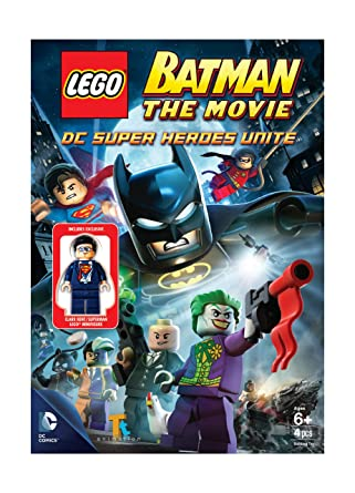 Amazon.com: LEGO Batman: The Movie - DC Super Heroes Unite ...