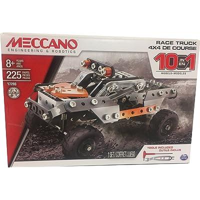 MECCANO - Set con camión Off Road (Bizak 61921789): Juguetes y juegos