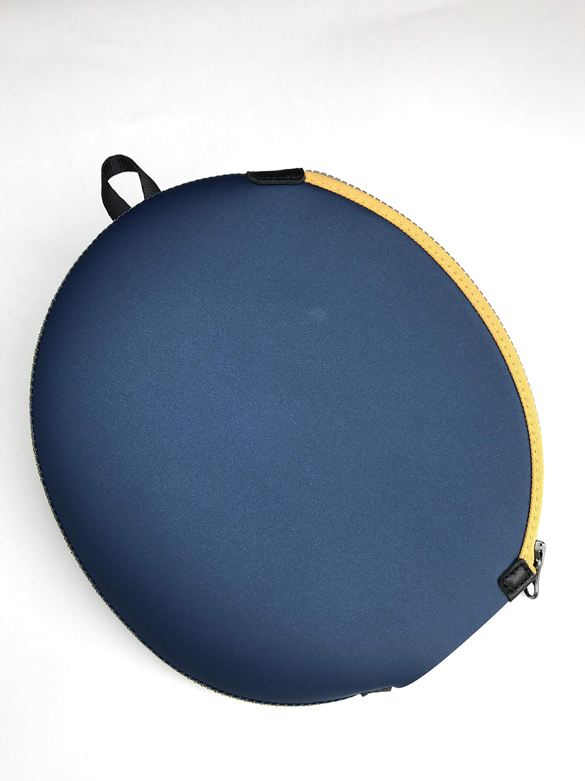 ONEJOY Ping Pong,Table Tennis Racquet Bag,Sleeves with Zipper AJ60,Loop to Hook,19cm x 17cm, for 1 Racquet/Racket/Paddle. by ONEJOY (Image #6)