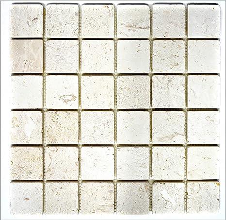 Piastrelle Mosaico tessere di mosaico Travertino Matt cucina bagno ...