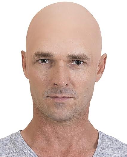 amazon com kangaroo halloween accessories bald cap beige clothing
