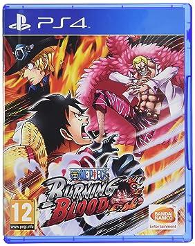 One Piece: Burning Blood [Importación Italiana]: Amazon.es ...