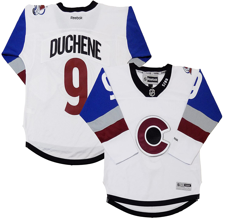 Amazon.com  Matt Duchene Colorado Avalanche White Youth Reebok Premier 2016 Stadium  Series Jersey (Youth Large X-Large)  Clothing 989806d9a66