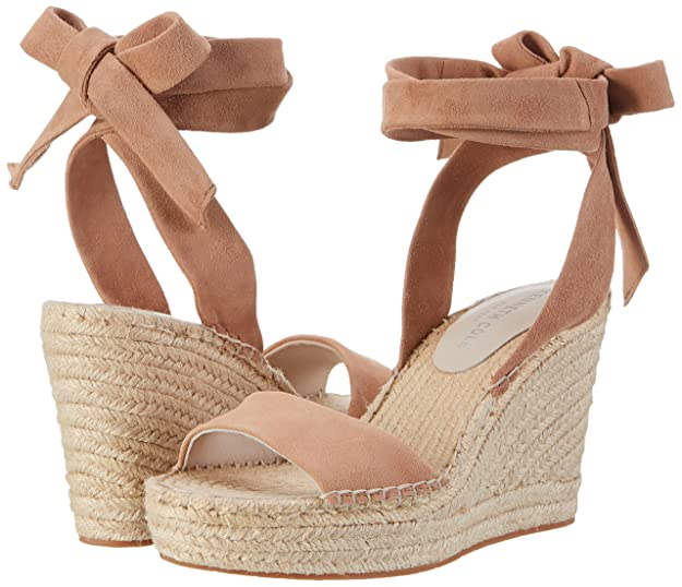 1e6ad89f182 Amazon.com | Kenneth Cole New York Odile Espadrille Wedge | Slippers