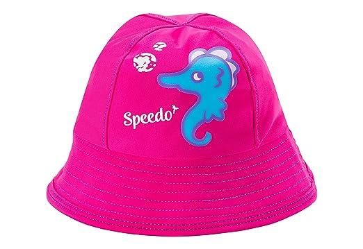 Amazon.com  Speedo Kids  UPF 50+ Bucket Hat  Sports   Outdoors 45eca7eea75c