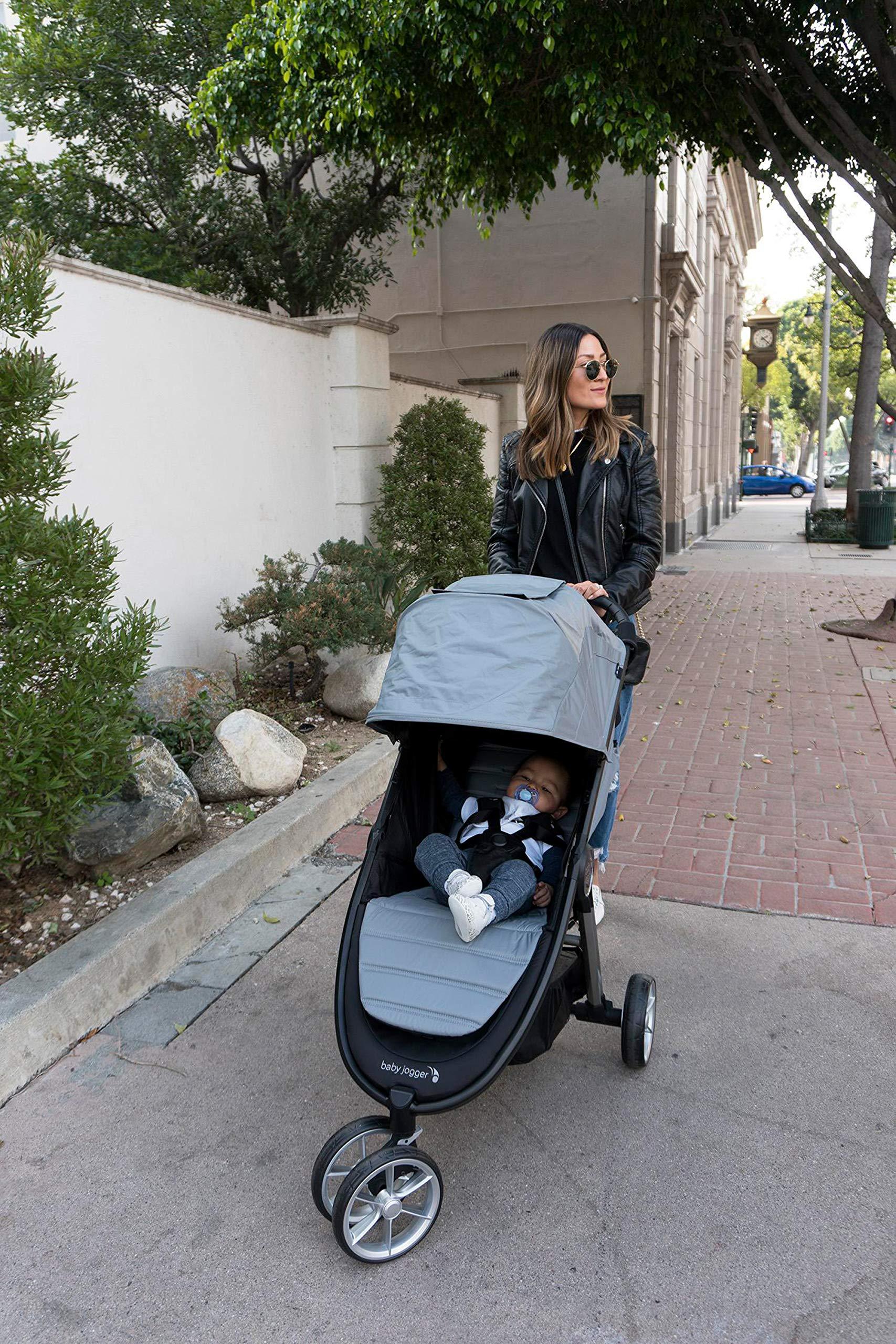 Baby Jogger City Mini 2 Stroller - 2019   Compact, Lightweight Stroller   Quick Fold Baby Stroller, Carbon by Baby Jogger (Image #10)