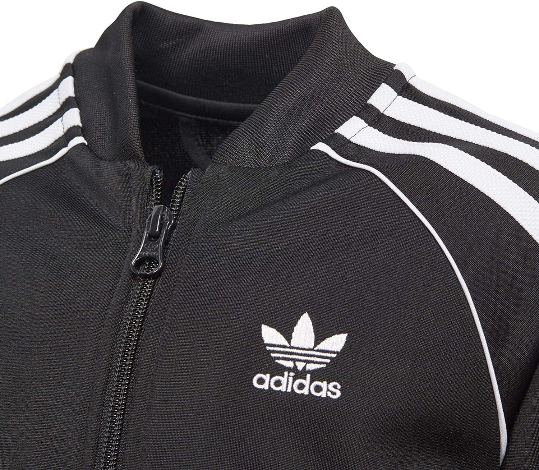 adidas Superstar Suit Chándal, Unisex niños: Amazon.es: Deportes y ...