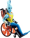 Monster High Toy - Finnegan Wake Son of a Mermaid Deluxe Fashion Doll and Wheelchair