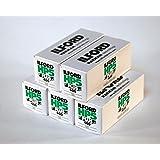Ilford HP5 Plus 120 - Rullini fotografici formato medio, kit da 5
