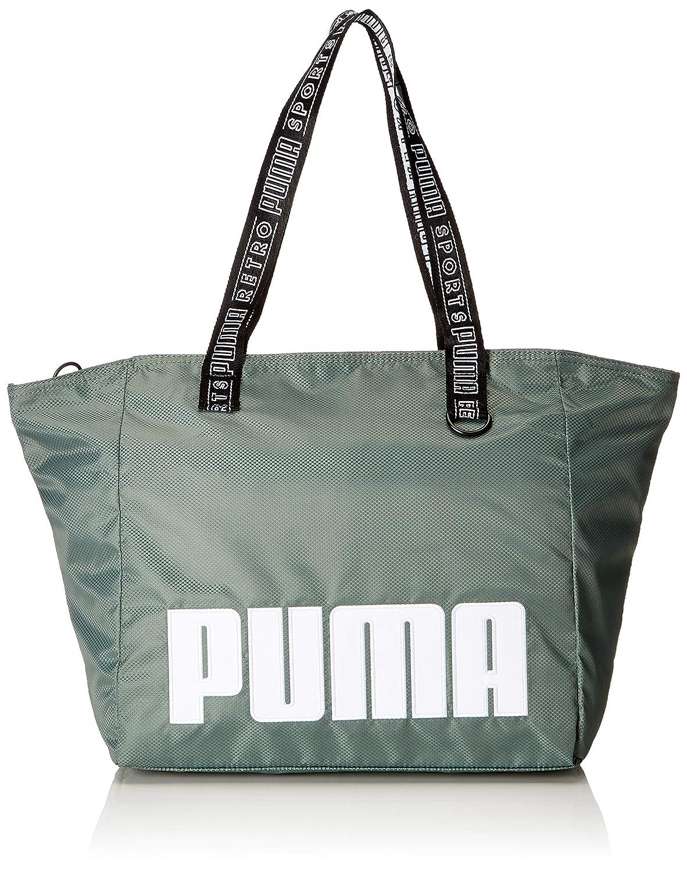 Puma Prime Street L Shopper Bolsa, Color Laurel Wreath, tamaño Talla única 75409