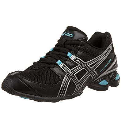 0d5dcad4ac1 ASICS Gel-Frantic 5 Womens Black Mesh Running Shoes Size UK 7:  Amazon.co.uk: Shoes & Bags