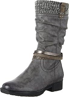 Femme et 25412 Sacs Jana Chaussures Bottes qCREEzvw