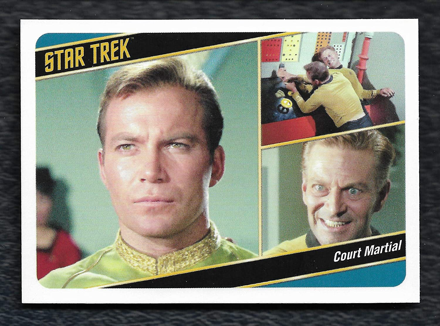 2018 Rittenhouse Archives Star Trek The Original Series TOS The Captains Collection Complete 80 Card Base Set