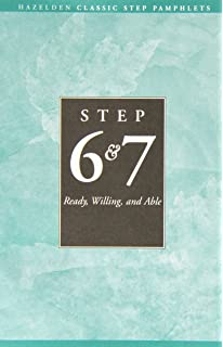 Worksheets Step One Worksheet Aa Hazelden step one aa the foundation of recovery hazelden classic six and seven ready willing able