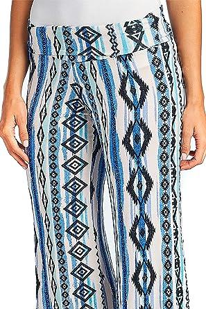 8c25fcbfe23 Women s Plus Size Soft Capri Gaucho Pants Made in USA at Amazon ...