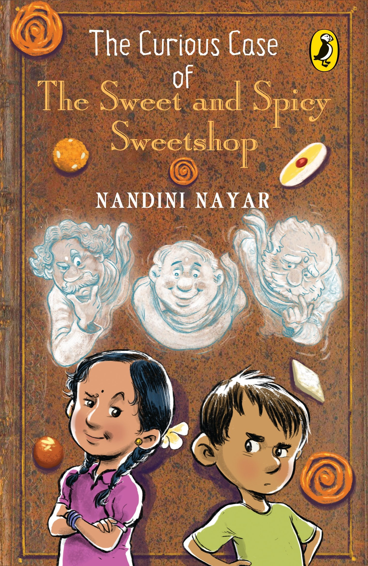Buy The Curious Case of The Sweet and Spicy Sweetshop Book Online at ...