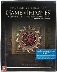 Game Of Thrones 5A Temp Steelbook [Blu-ray]