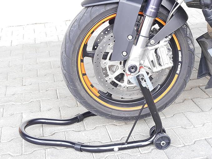 hinten passend f/ür Yamaha YZF-R1 RN09 2002-2003 Montagest/änder Set vorne u
