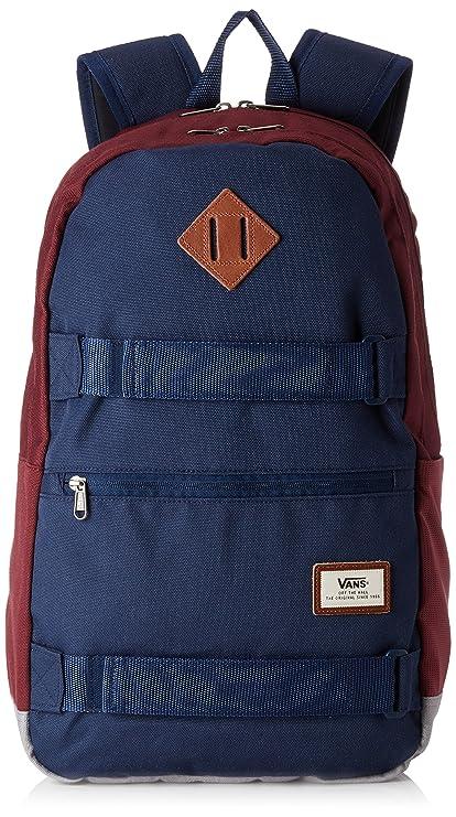 e5d79509501 Amazon.com  VANS Authentic III Skate Backpack - Port Royal  Sports ...