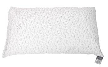 Shredded Memory Foam Pillow with Bamboo Cover By Coop Home Goods