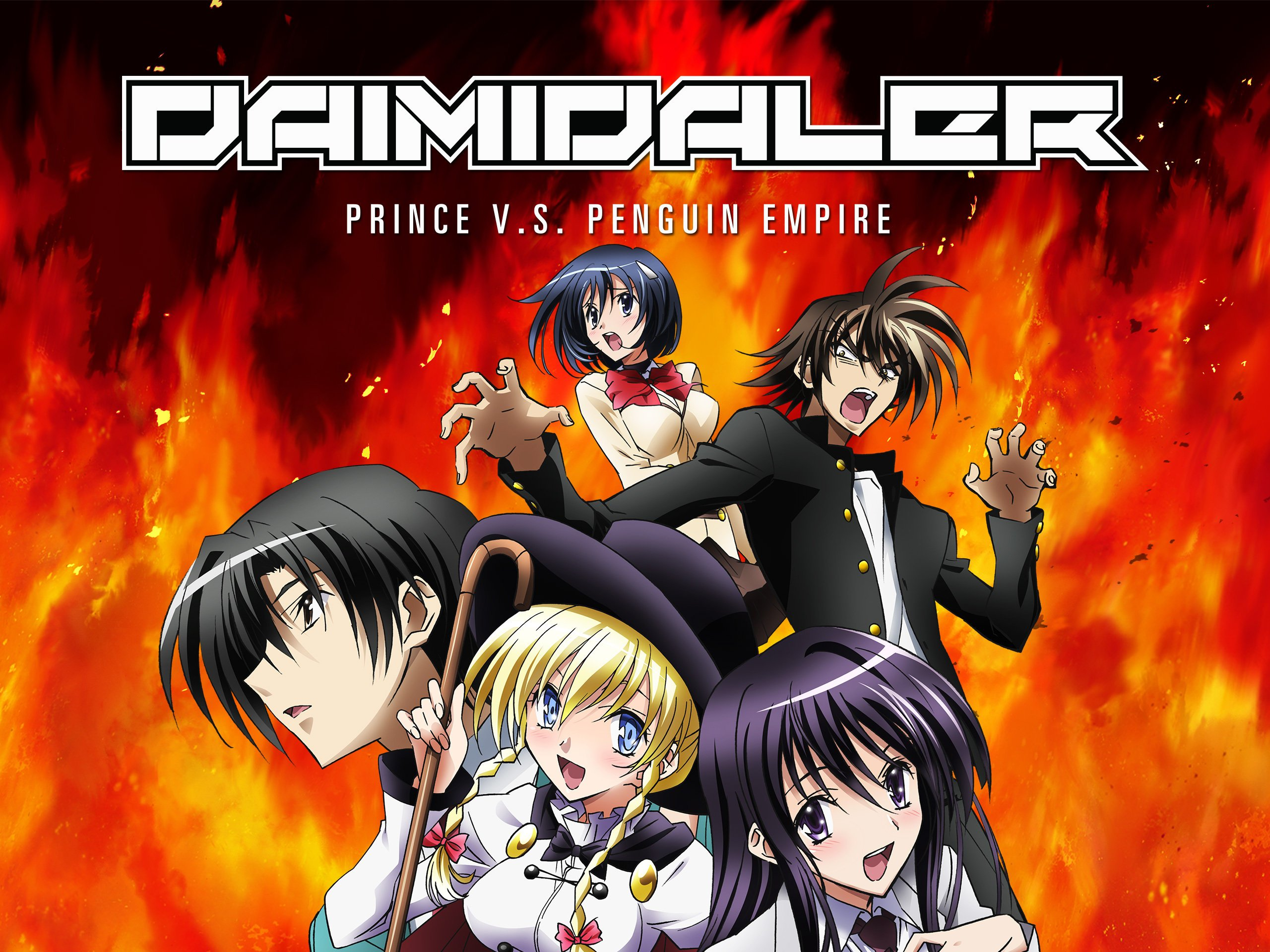 Watch Daimidaler: Prince V.S. Penguin Empire (Original Japanese Version)  Season 1 (English Subtitled) | Prime Video