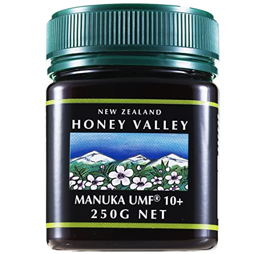 100% Pure New Zealand Honey アクティブマヌカハニー