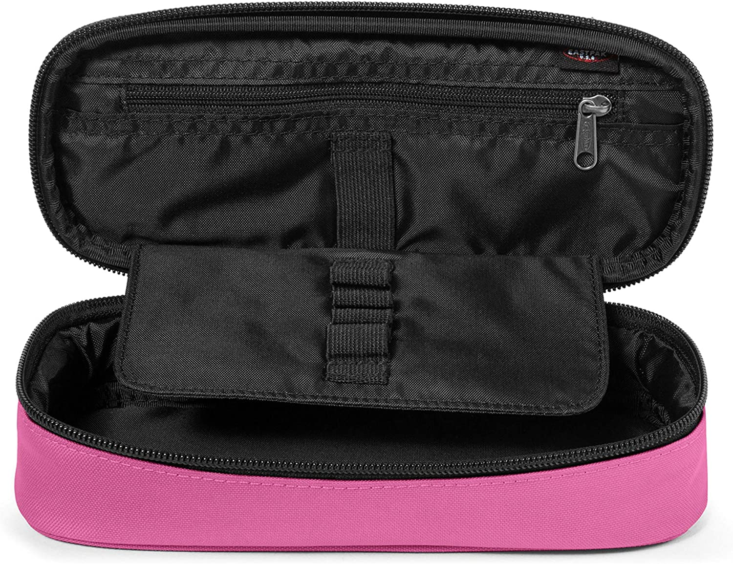 Eastpak Oval Single Rosa Organizer Borsa Unisex Adulto 22 centimeters Frisky Pink