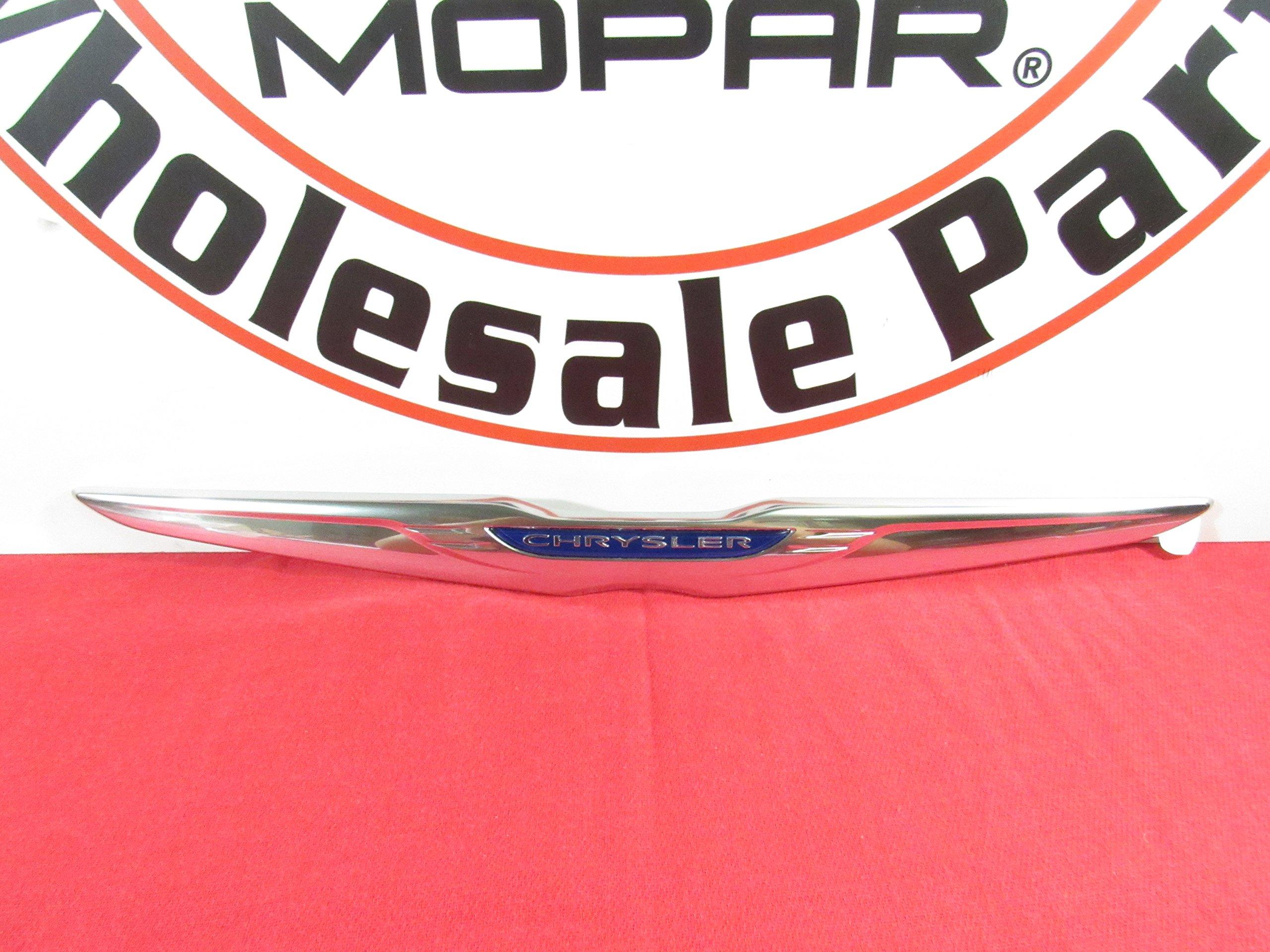 2011-2012 Chrysler 300 Emblem Rear Decklid Winged Victory