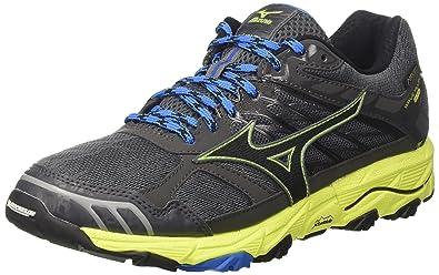 newest 50930 46749 Mizuno Wave Mujin G-TX, Chaussures de Running Homme, Multicolore  (Castlerock