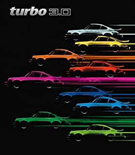 Turbo 3.0: Porsches First Turbocharged Supercar (Publishers ...